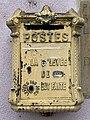 Boîte Lettres Poste Grande Rue - Pont-de-Veyle (FR01) - 2020-12-03 - 1.jpg
