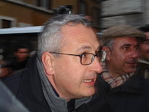 """Bobo Craxi - Vittorio """"Bobo"""" Craxi, 2006."""