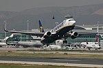 Boeing 737-8AS Ryanair EI-ENB (8513393163).jpg