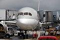 Boeing 787-8 Dreamliner Qatar Airways A7-BCK (9116433772).jpg