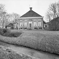 Boerderij Starkenborg, voorgevel - Sijbrandahuis - 20199645 - RCE.jpg