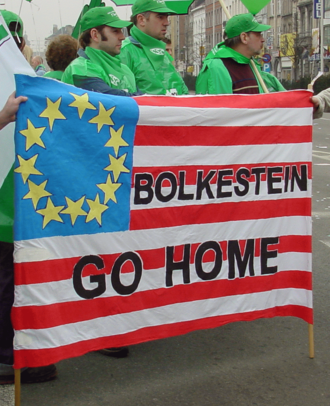 Parliament's overhaul of the Bolkestein directive signalled a major growth in status for Parliament Bolkestein.png