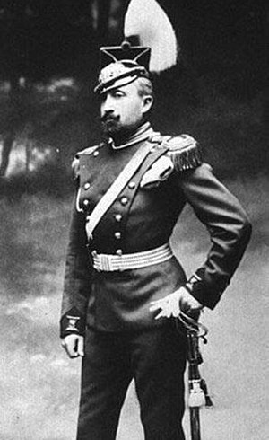 Louis Bonaparte (1864–1932) - Louis Bonaparte in 1902 as a colonel in the Russian Army