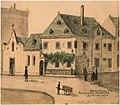 Bonn Münsterplatz-Remigiusstraße Aegidius-Konvent 1893.jpg