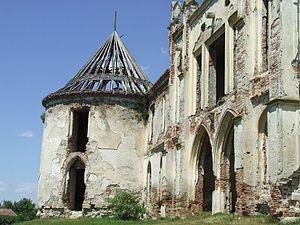 Transylvanian Plain - Image: Bontida Banffy Castle 20