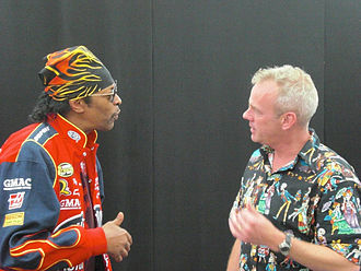 Bootsy Collins - Bootsy Collins and Fatboy Slim, 2008
