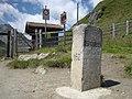 Border at Klammljoch (Passo di Gola).jpg