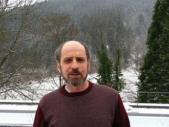 Boris Zilber - Boris Zilber in Oberwolfach 2010