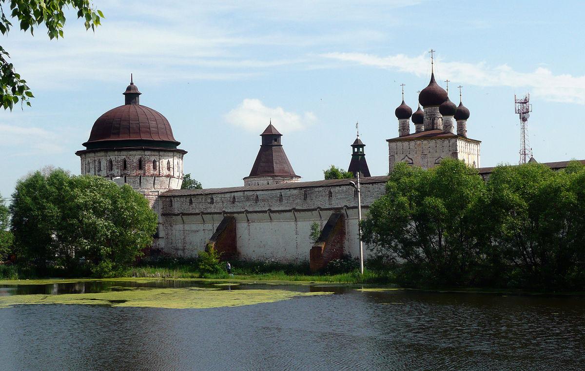 Ростовский Борисоглебский монастырь — Википедия