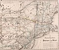 Boston, Hoosac Tunnel and Western Railroad Company - report of the corporators, appointed under acts of 1874, chapter 403 (1875) (14573686839).jpg