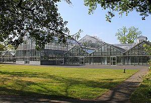 Leipzig Botanical Garden - In 2015