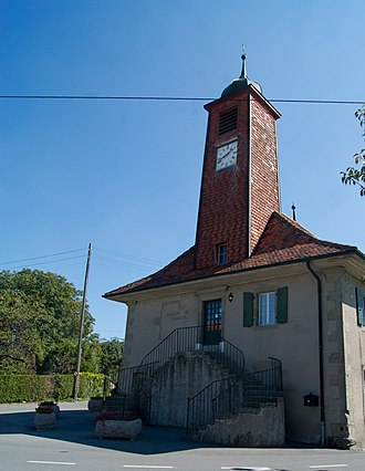 Bottens - Bottens town hall