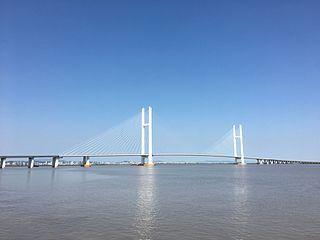 New Yalu River Bridge