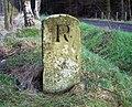 Boundary Stone 'R' - geograph.org.uk - 1610949.jpg