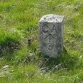 Boundary stone, Wham Head, Marsden - geograph.org.uk - 851110.jpg