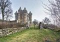 Bousquet Castle in Montpeyroux 03.jpg