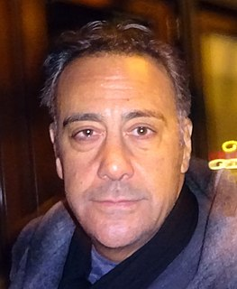 Brad Garrett American stand-up comedian, actor and voice actor