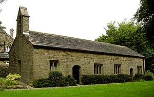 Bramhope - Puritan Chapel, 1649