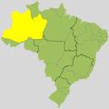 Brasil Amazonas maploc.png