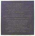 Bratislava Pomnik generála Milana Rastislava Stefanika tabula.jpg