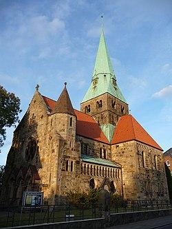 Bremen-Vegesack-Grohn St-Michael 01.jpg