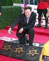 Brendan Fraser at Canada's Walk of Fame induction.jpg