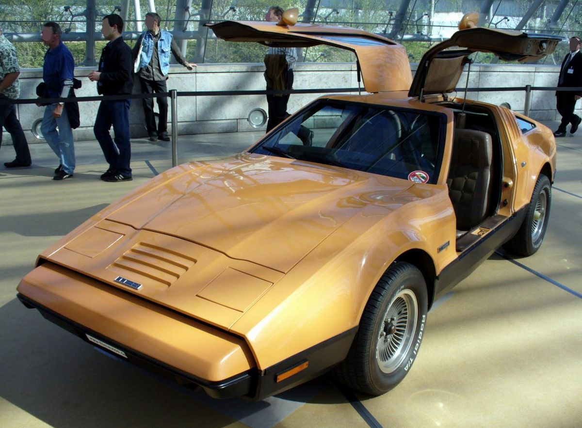 Bricklin SV-1 - Wikipedia
