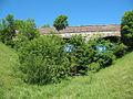 Bridge over dismantled railway, Waitby Greenriggs - geograph.org.uk - 1405610.jpg
