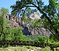 Bridge to Emerald Pools, Zion NP 4-14 (22703532528).jpg