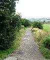 Bridleway - Kitson Hill Road - geograph.org.uk - 903905.jpg