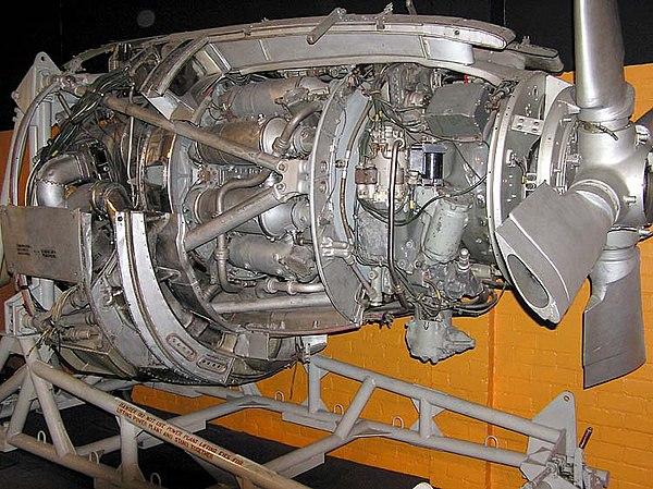 Px Bristol Proteus Arp Pix on Bristol Centaurus Sleeve Valve Engine
