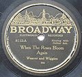 Broadway 8112 A - WhenTheRosesBloomAgain.JPG