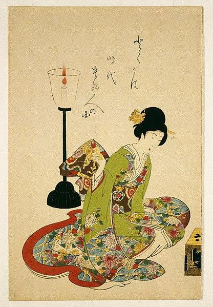 toyohara chikanobu - image 1
