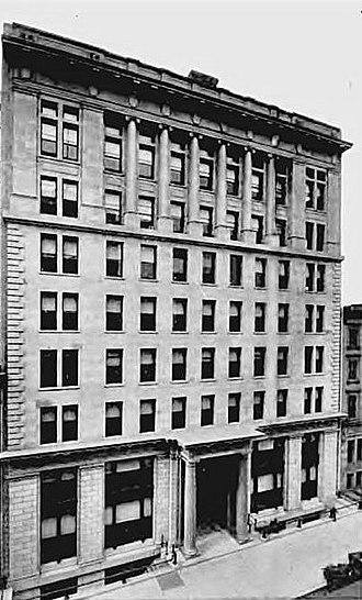 Brooklyn Union Gas Company Headquarters - Image: Brooklyn Union Gas Company HQ