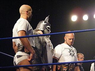 Bruderschaft des Kreuzes Professional wrestling stable