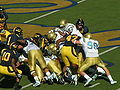 Bruins try for short conversion at UCLA at Cal 10-25-08 1.JPG
