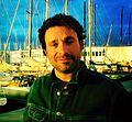 Bruno Salomone sur le Vieux Port.jpg