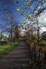 Brusel, Hallepoort, park II.jpg