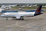 Brussels Airlines, OO-SND, Airbus A320-214 (29637228534).jpg