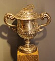 Buckler's Hard Maritime Museum 17 - HMS Euralus presentation cup.jpg