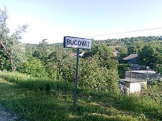 Bucovăț Town in Moldova