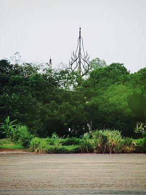 Buddha Park - Image: Buddha Park from Thai