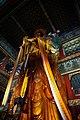 Buddha statue at Lama Temple, Beijing - DSC06721.jpg