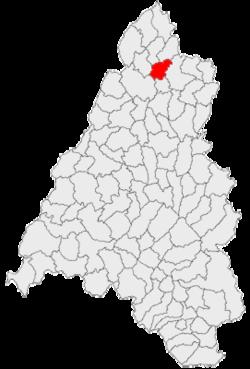 Vị trí của Buduslau