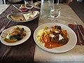Buffet lunch at restaurant Amar.jpg