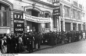 Cherbourg Naval Base - Cherbourg under German occupation, June 1940