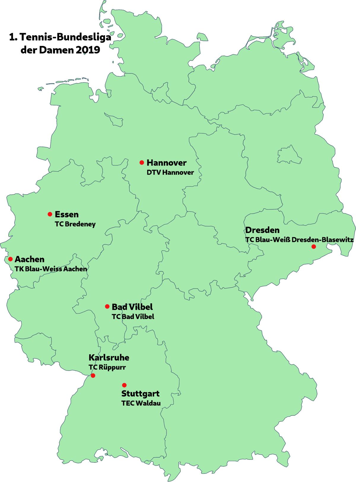 1. Bundesliga Tennis