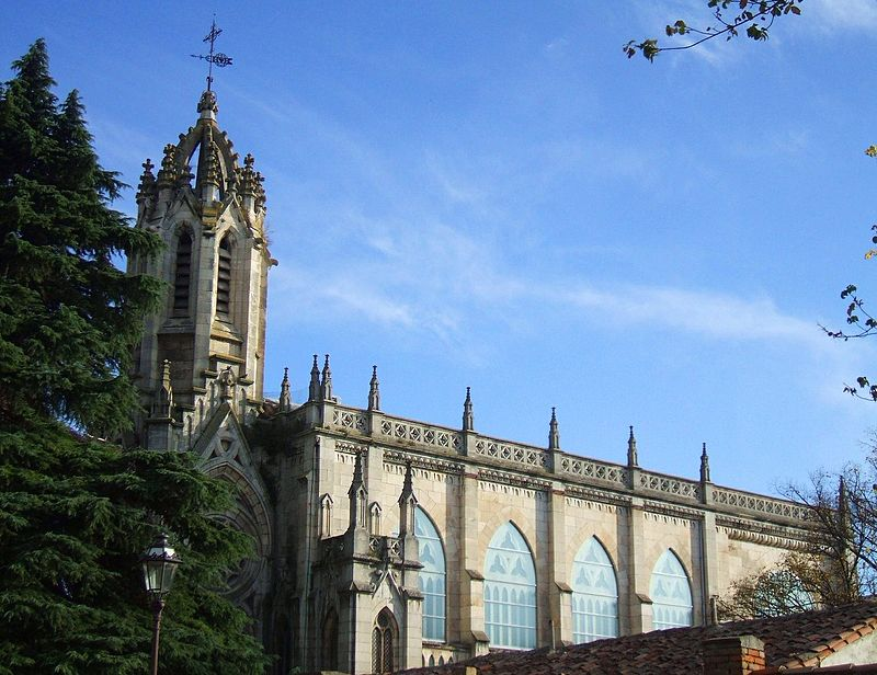 Burgos - Iglesia de las Salesas 2.JPG