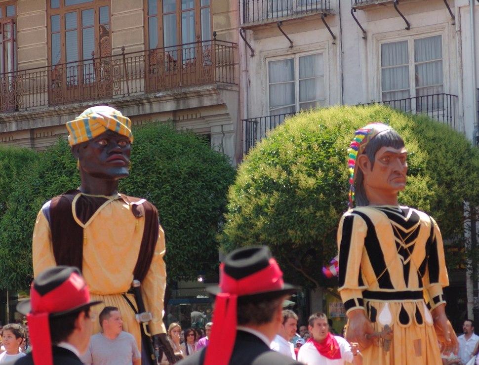 Burgos gigantones 3