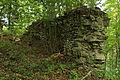 Burgruine Rundersburg - Mauerreste an der Ostseite.jpg